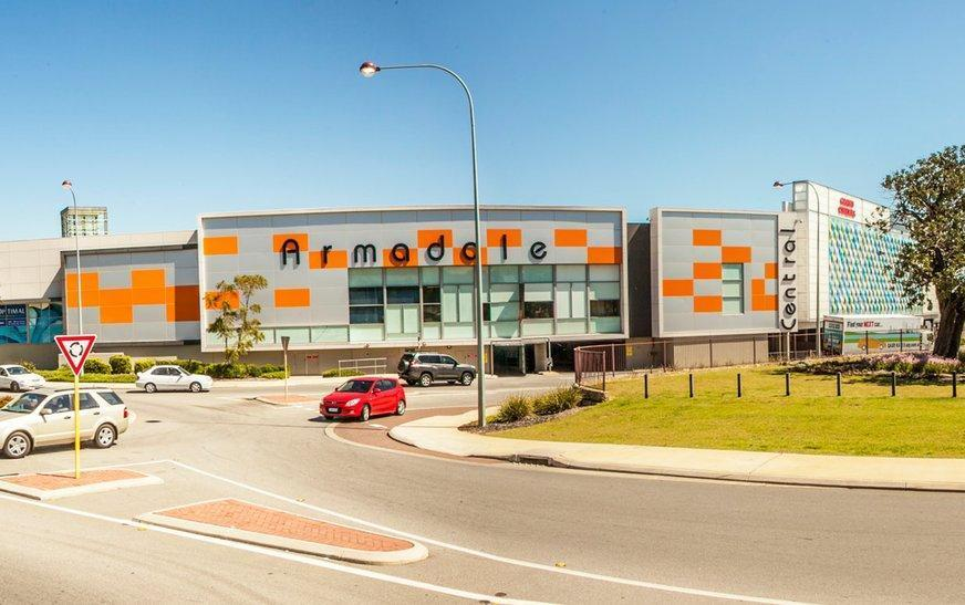 Eat, shop and play in Armadale's redeveloped city centre.