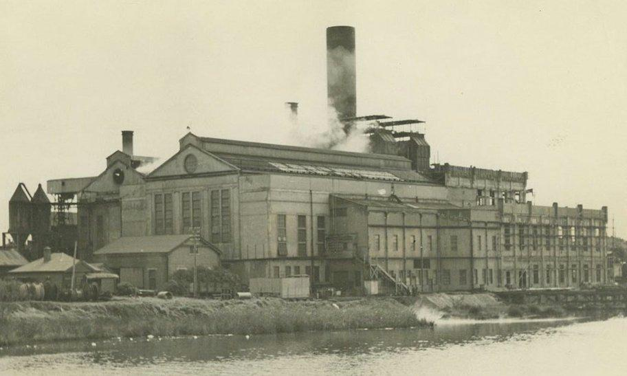 When the power station opened in 1916, it cost £538,000. By 1929, it was worth an estimated £1m.