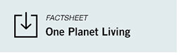 Fact Sheet One Planet Living