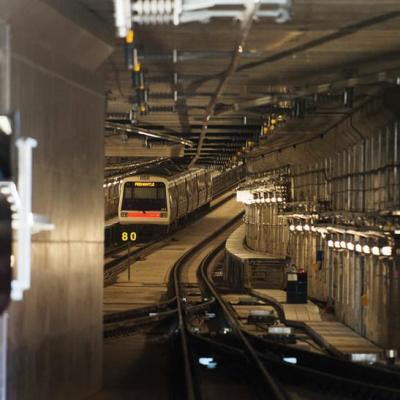 The New Fremantle Line Rail Tunnel