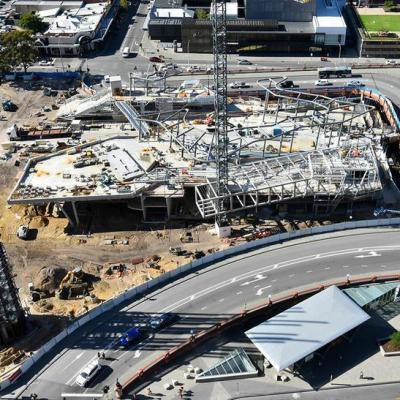 Yagan Square Aerial Photo 29 March 2017