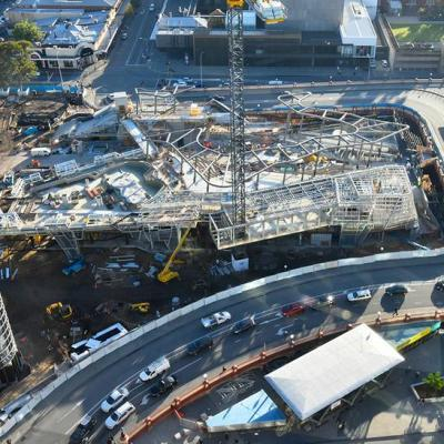 Yagan Square Under Construction 17 May 2017