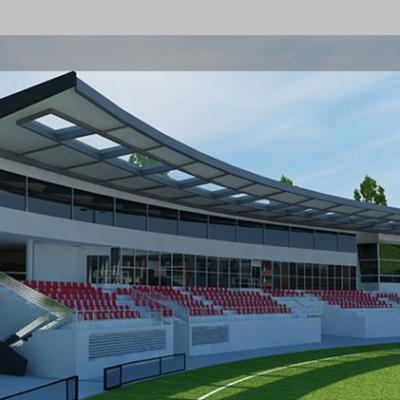 Artist Impression Claremont Football Club