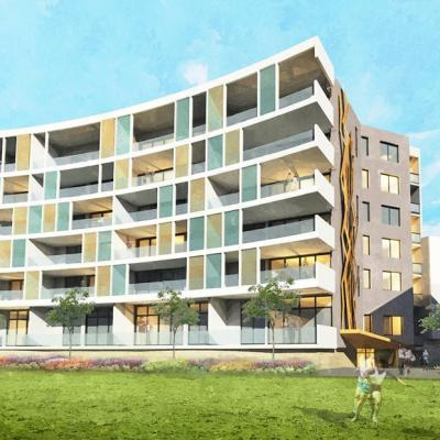 Artist Impression The Pocket By Georgiou Living
